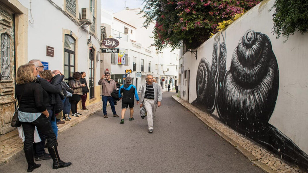 Street Art Lab em Lagos