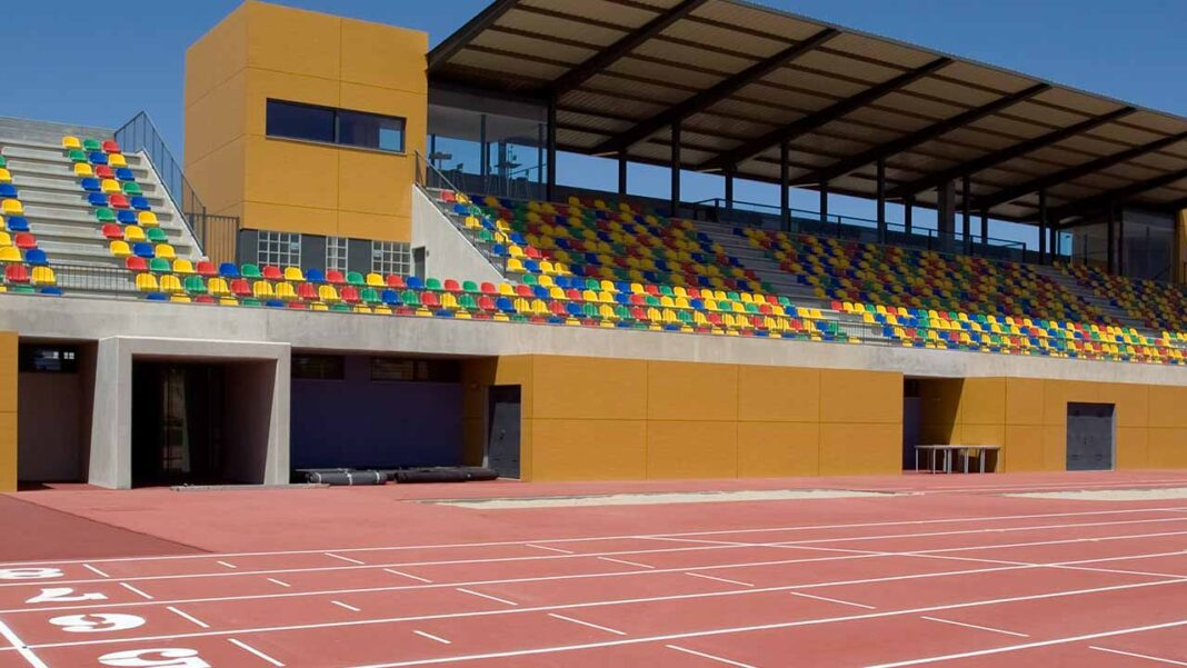 Estádio da Bela Vista, em Lagoa, recebe a Final da 1ª, 2ª e 3ª Divisões dos Campeonatos Nacionais de Clubes em atletismo.