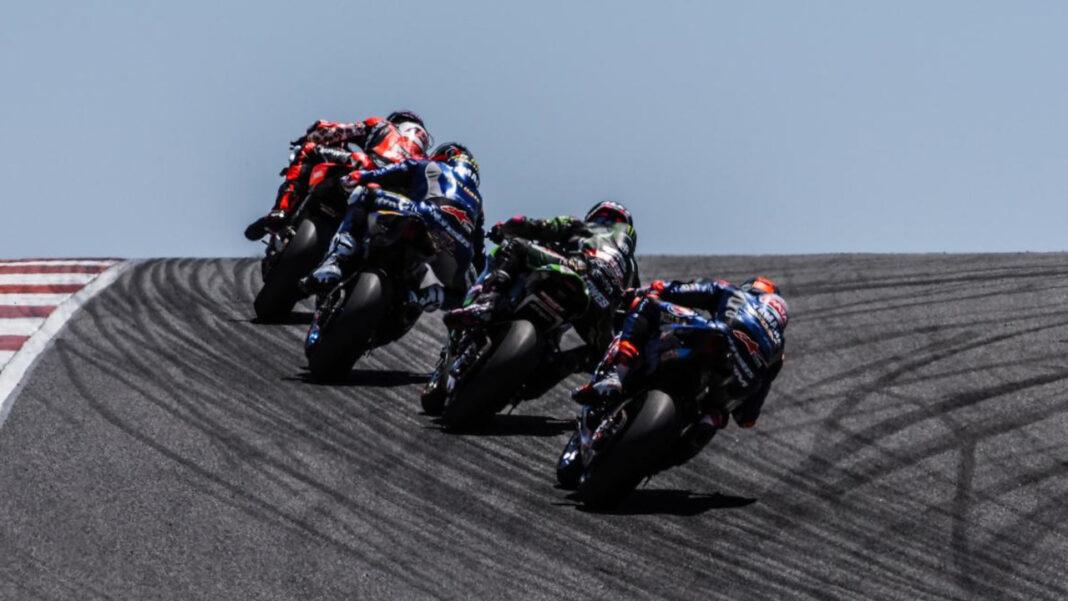 Moto GP no Autódromo Internacional do Algarve, em Portimão