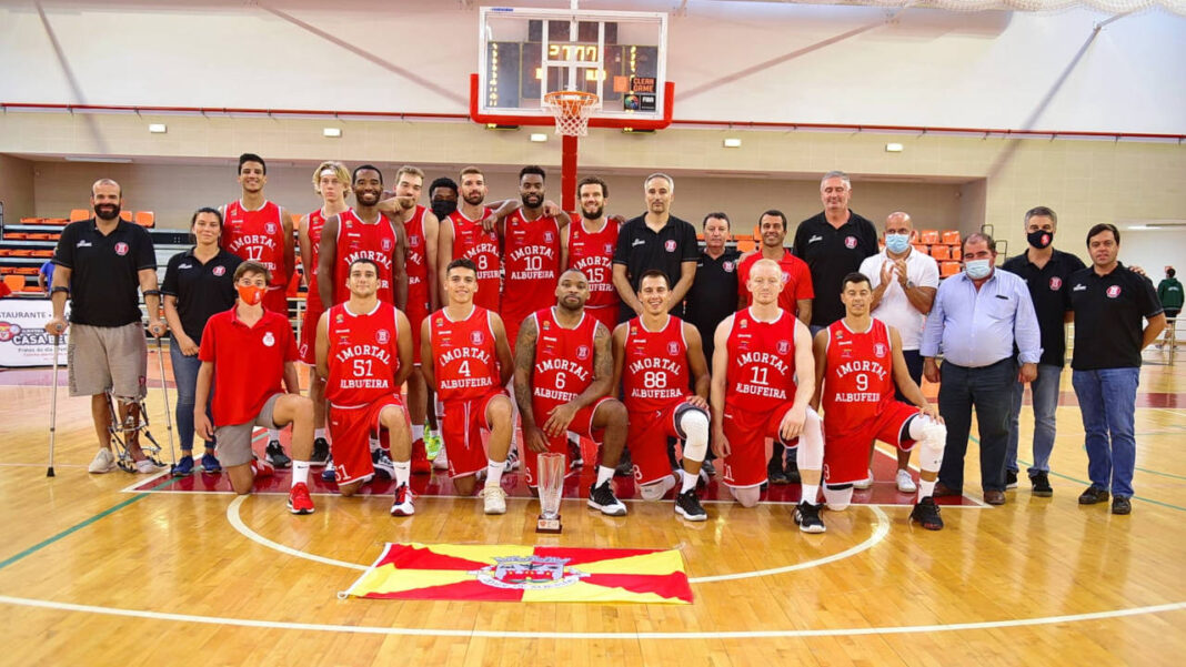 Imortal Basket Clube de Albufeira