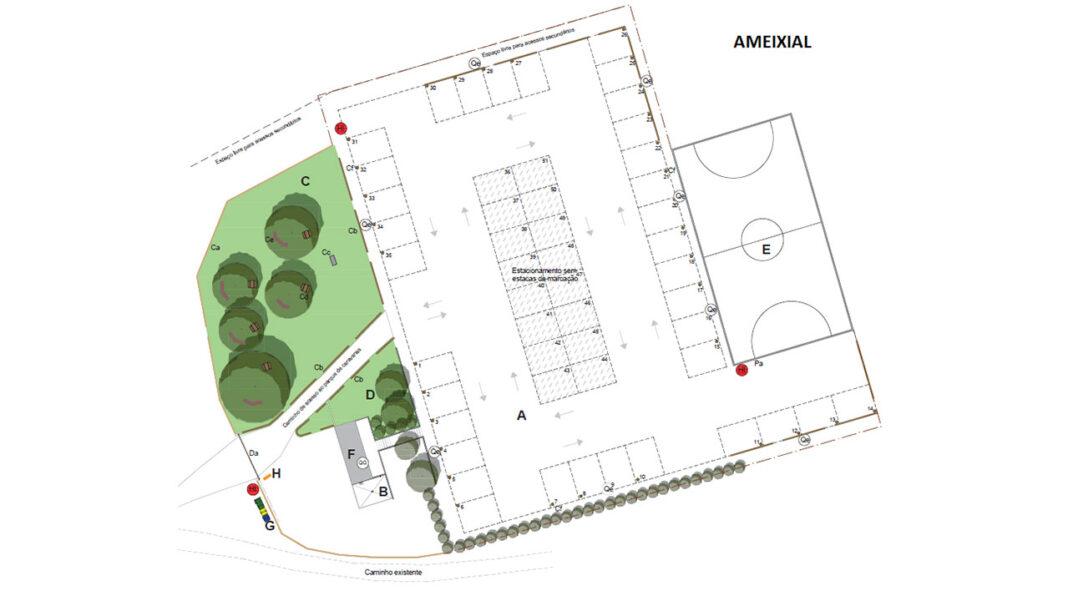 Ameixial e Salir vão ter novo parque para autocaravanismo, uma aposta da Câmara Municipal de Loulé naquelas freguesias do interior.