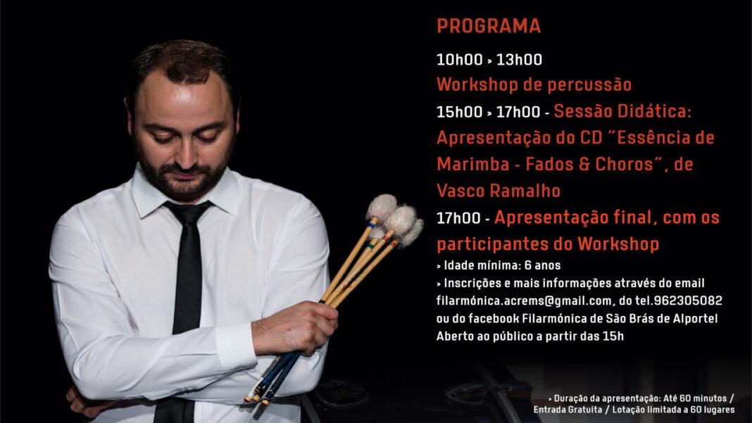 Workshop da Banda Filarmónica de São Brás