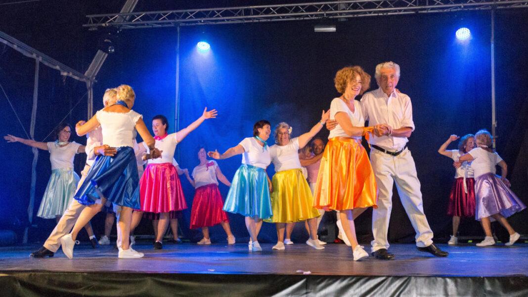 Aulas de Danças Sociais em Quarteira