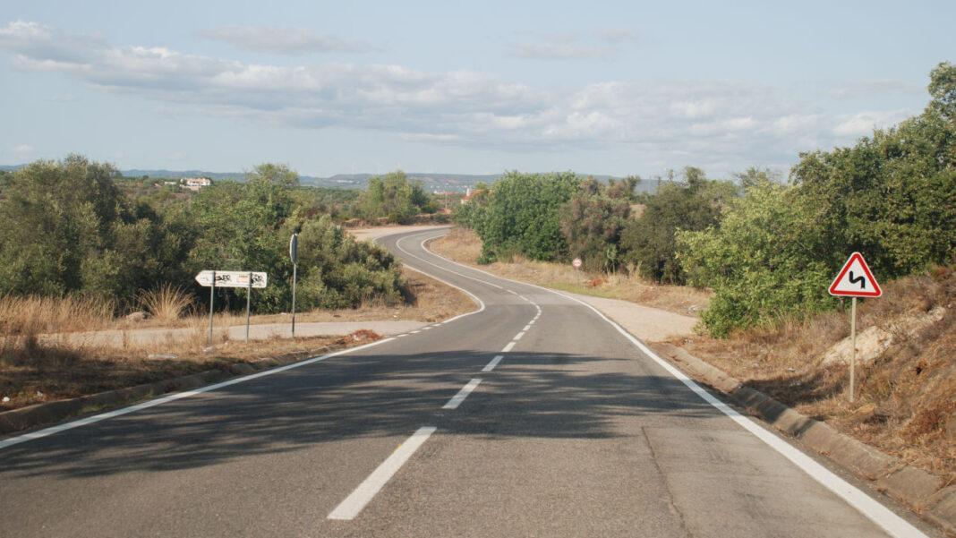 Estrada Algoz - Pêra