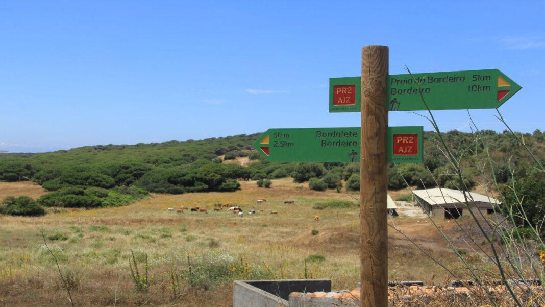 Percursos Pedestres no Algarve
