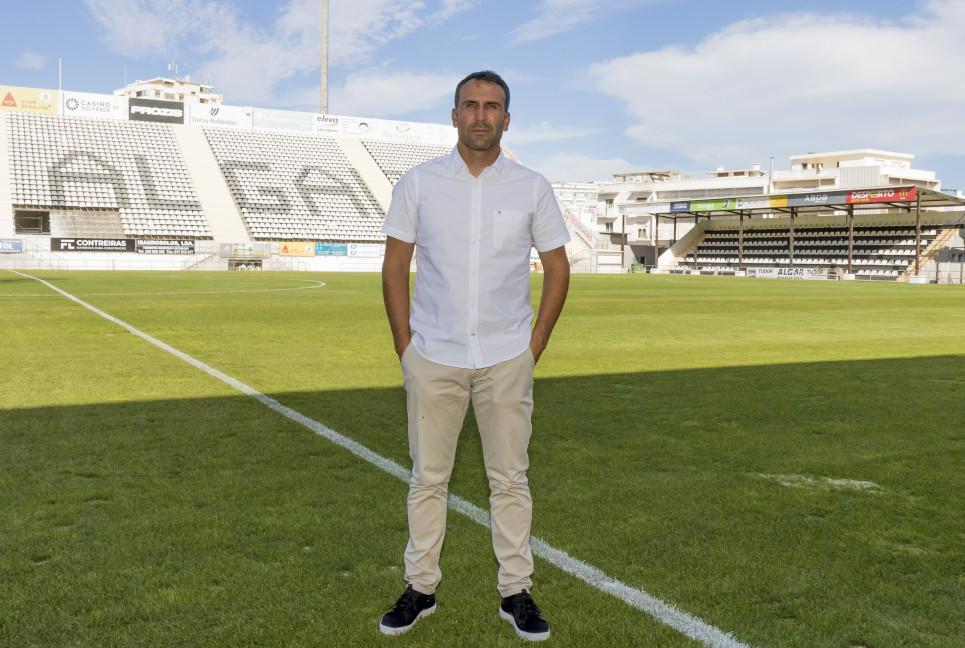 Sérgio Vieira - Estádio de São Luís