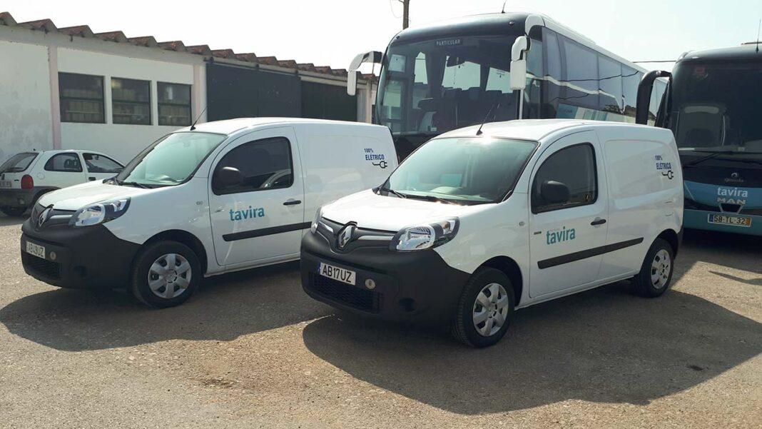A Câmara Municipal de Tavira reforçou a sua frota automóvel com duas viaturas de serviço elétricas.