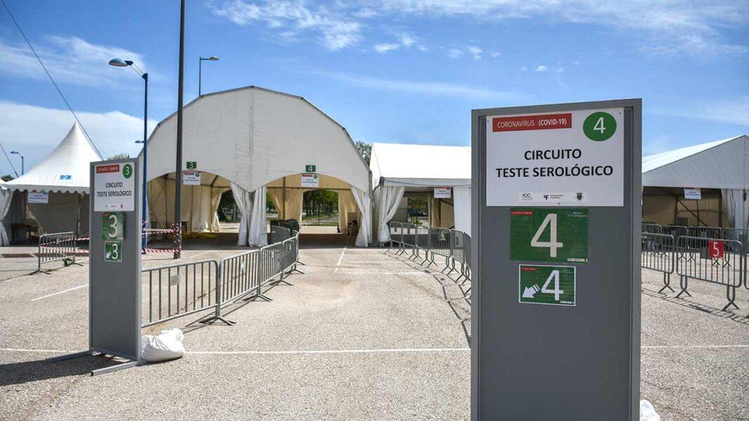 A Linha COVID Lares começa a funcionar amanhã, sexta-feira, dia 2 de outubro, no Estádio Algarve.