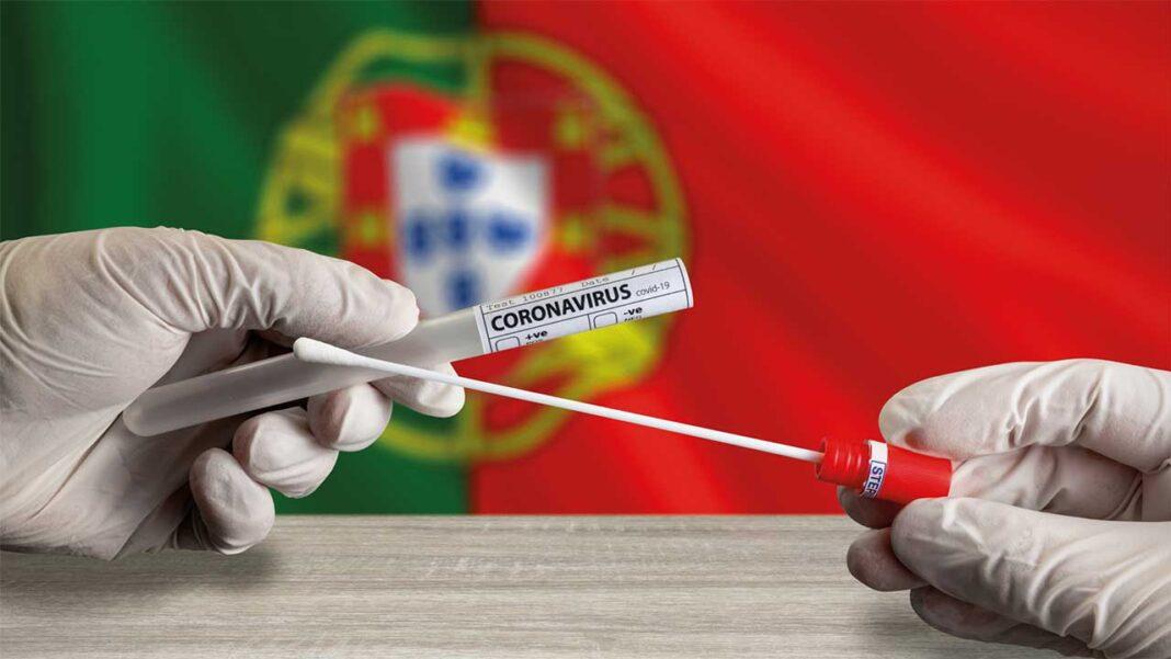 Coronavírus/COVID-19 Portugal