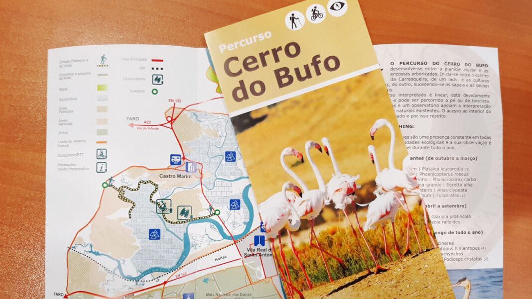 Novo folheto do Cerro do Bufo