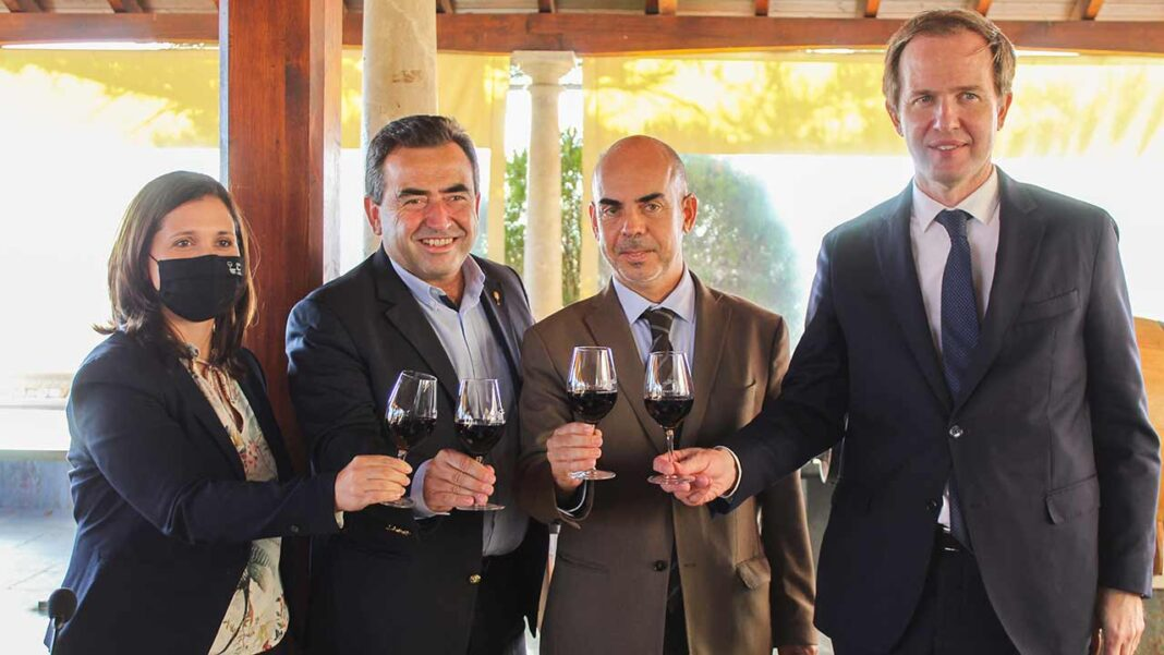 Organização espera ter 600 vinhos nacionais no primeiro Concurso Cidades do Vinho em Lagoa. Todos terão inscrição válida para a competição europeia Città del Vino, em Itália, em maio de 2021.