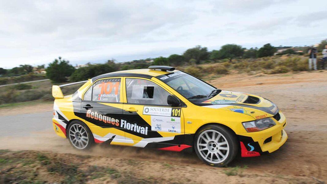 Rallye Casinos do Algarve 2020 na estrada a 14 e 15 de novembro. Pela primeira vez na sua história, a prova não poderá contar com a presença de público nas classificativas.
