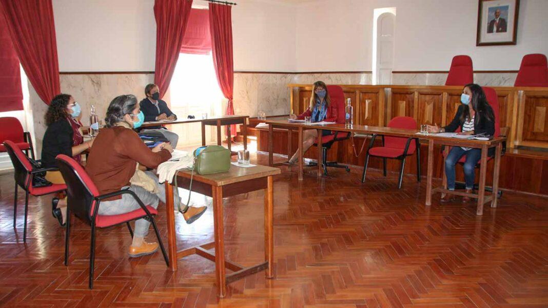 Balanço do trabalho realizado no Centro Local de Apoio à Integração de Migrantes, estiveram em foco num encontro do executivo de São Brás de Alportel com o Alto Comissariado para as Migrações.