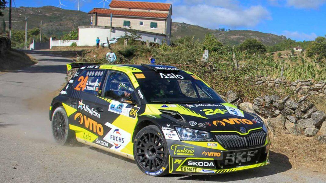 O Campeonato de Portugal de Ralis prossegue no próximo fim de semana com o Rali Vidreiro – Centro de Portugal, quinta prova da temporada.