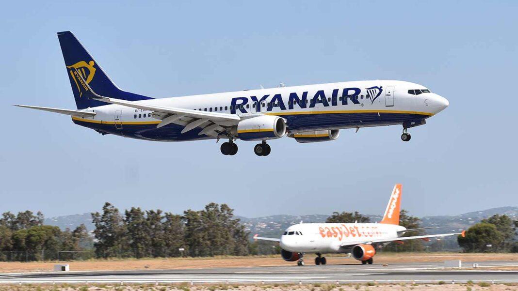 Ryanair em Faro