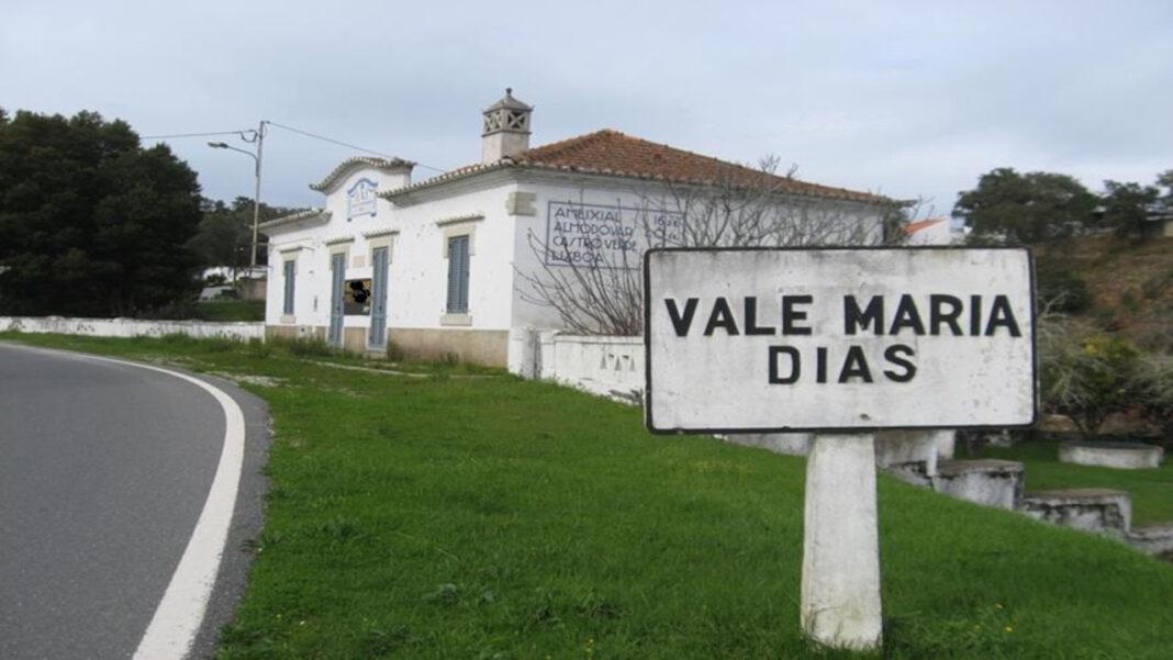 Casa dos Cantoneiros no Vale Maria Dias
