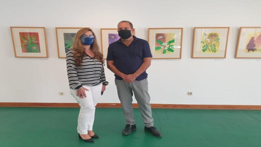 IPDJ recebe exposição de Maria Manuela Santos