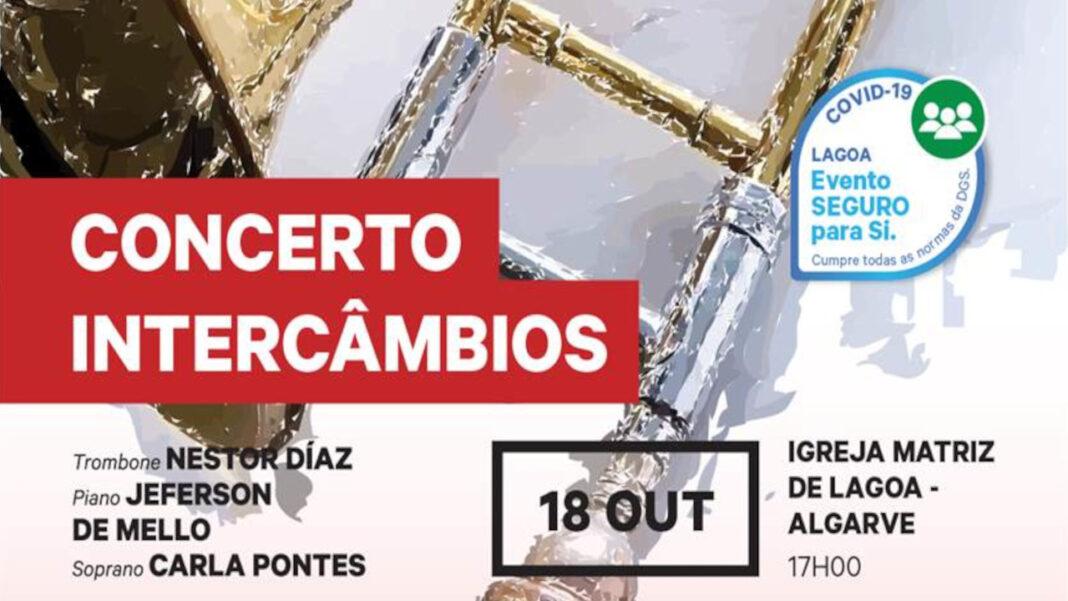 Concerto de Música Sacra «Intercâmbios», em Lagoa