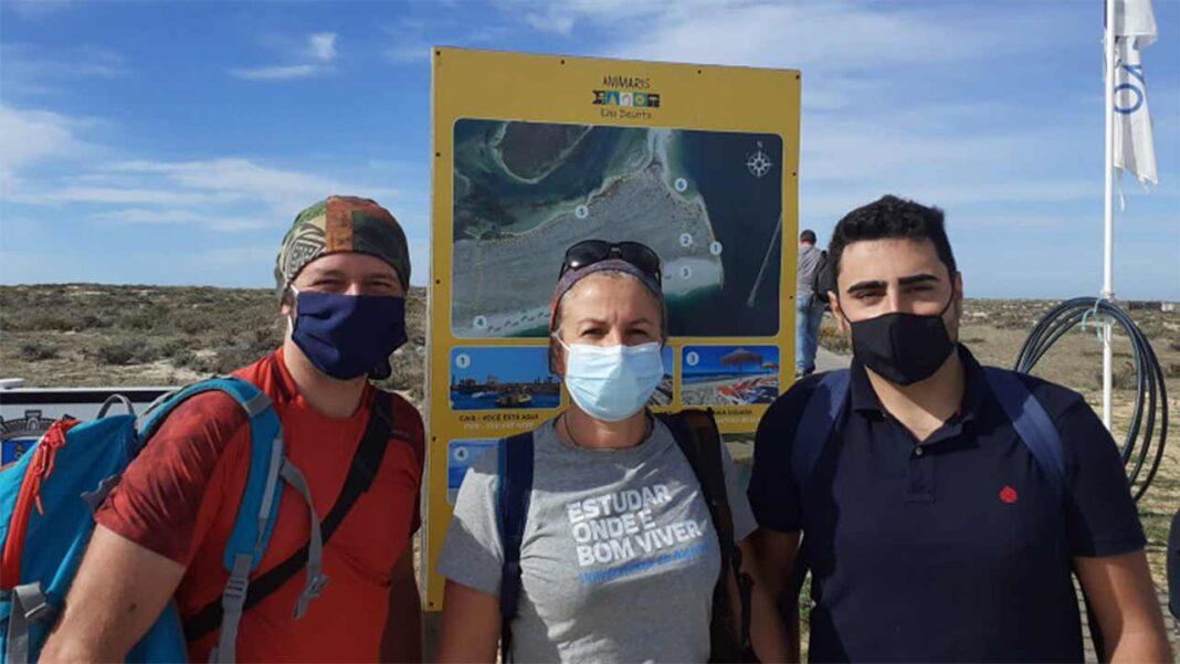 Novo projeto em rede responde a arrojamentos de cetáceos e tartarugas marinhas do Algarve liderado pelo Centro de Ciências do Mar (CCMAR).