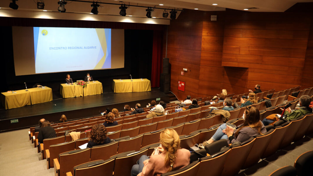 encontro regional do Algarve das Comissões de Proteção de Crianças e Jovens