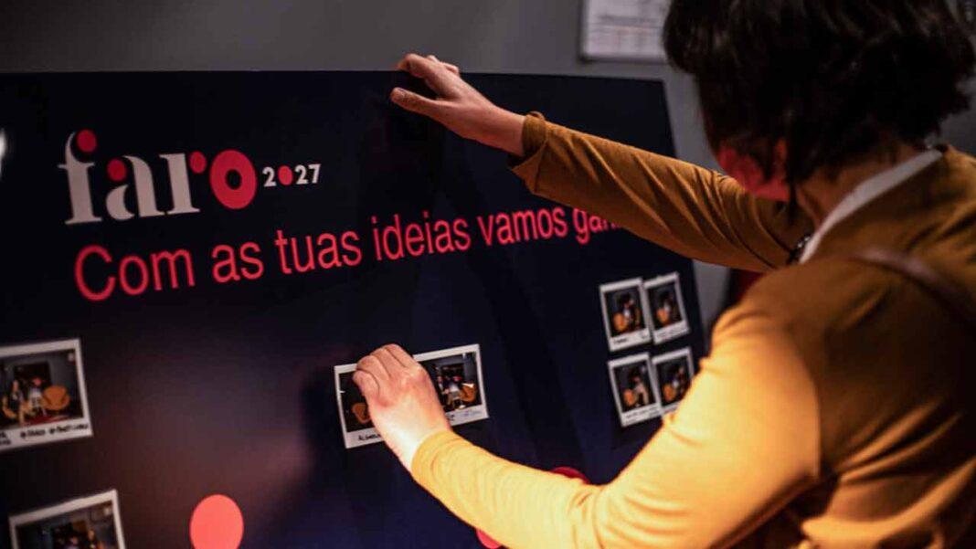 A candidatura de Faro2027 desafiou profissionais de marketing e comunicação a desenvolver a estratégia de comunicação do projeto.