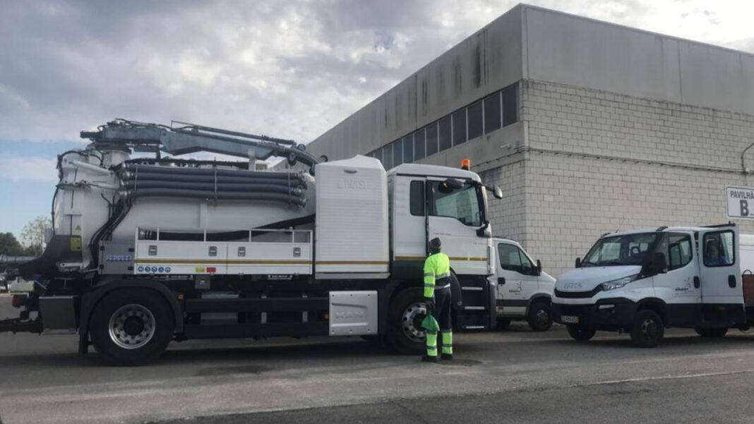 Albufeira recebes novos equipamentos de saneamento