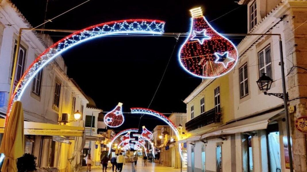 Iluminação de Natal VRSA