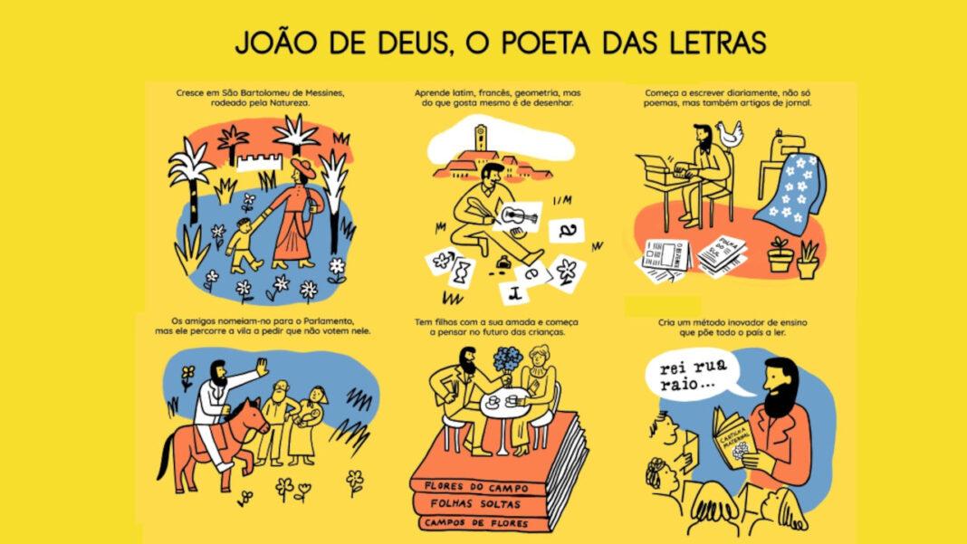 João de Deus - O Poeta das Letras