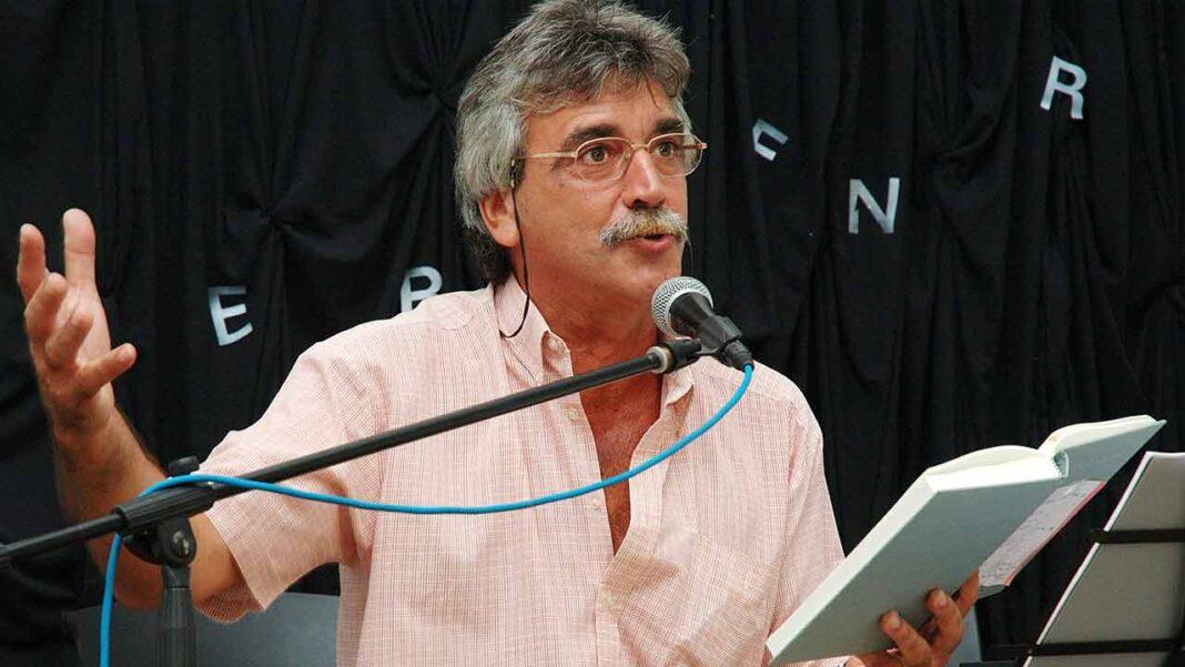 Afonso Dias recita «O Humor na Poesia do Século XX» em Loulé. Entrada é gratuita mas lugares são limitados.