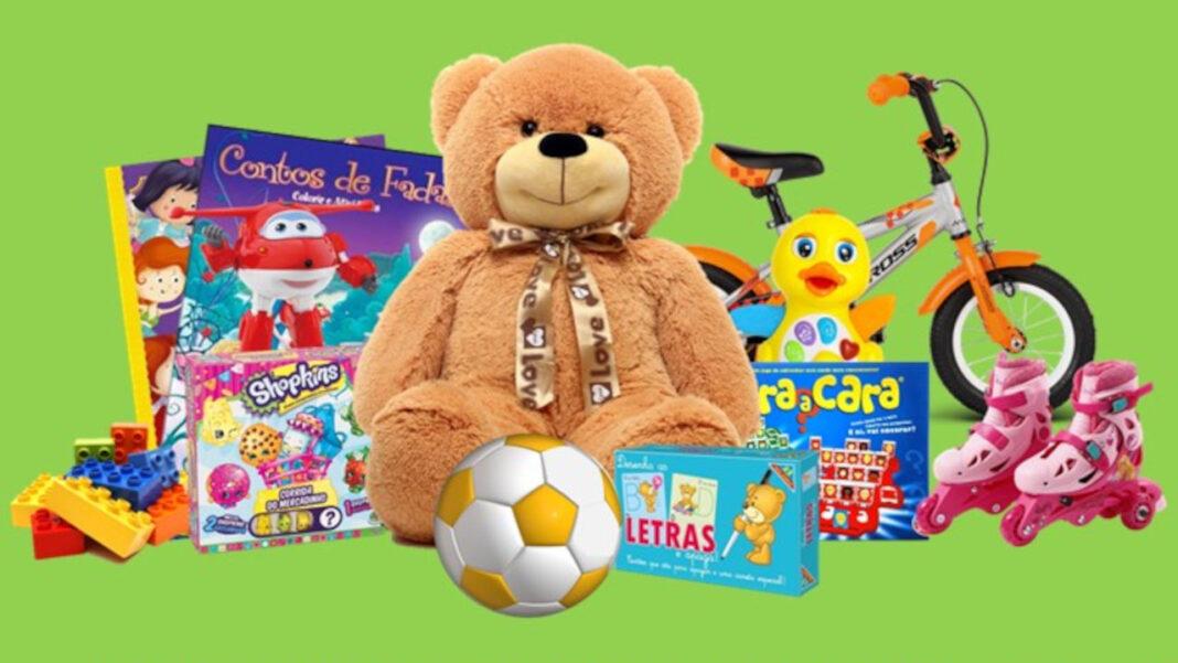 Recolha Solidária de Brinquedos da Algar e ENTRAJUDA