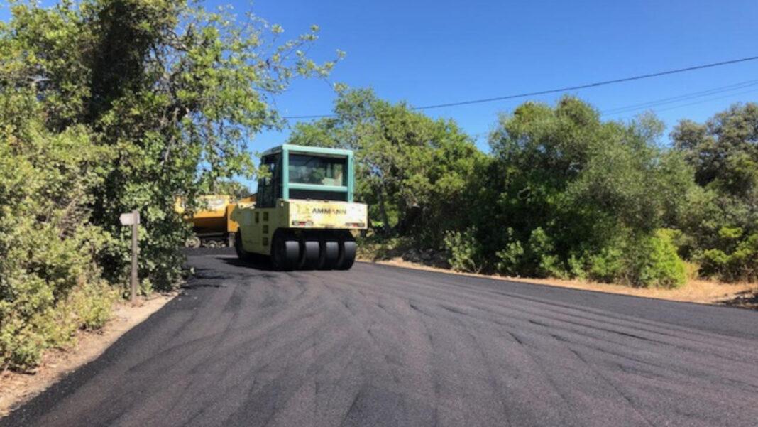 São Brás investe nas estradas municipais