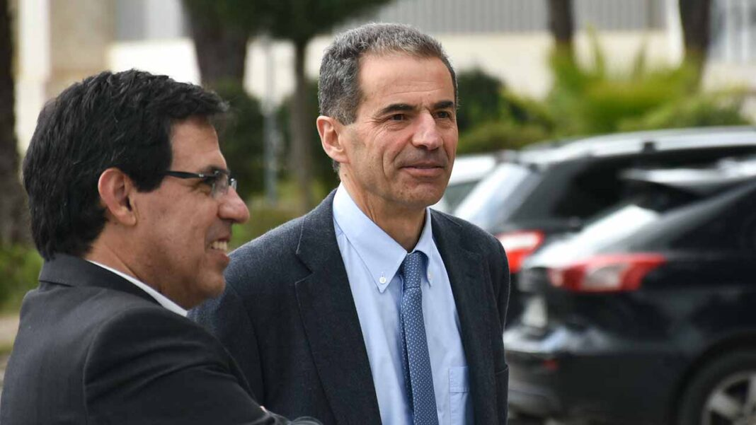Manuel Heitor escolheu o Algarve para encerrar as comemorações que assinalam os 25 anos do Ministério da Ciência, Tecnologia e Ensino Superior.