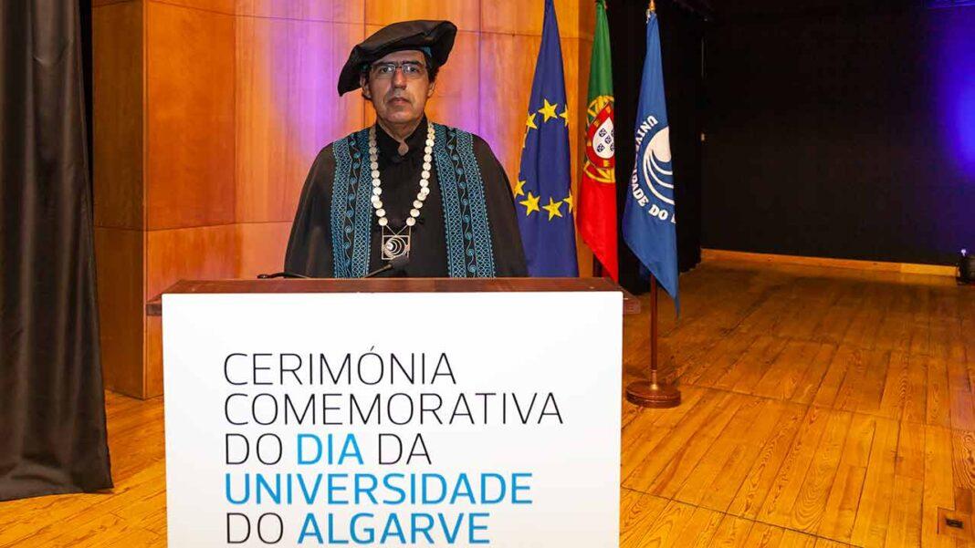 No 41º aniversário da Universidade do Algarve, Reitor Paulo Águas fez um balanço e perspetivou estratégias futuras para a academia.