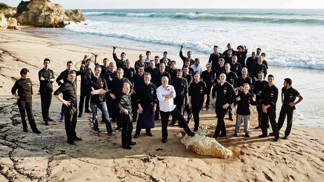 Seis restaurantes algarvios recebem estrelas Michelin. Check-in do chef Leonel Pereira, em Faro, entra numa nova categoria do famoso guia.
