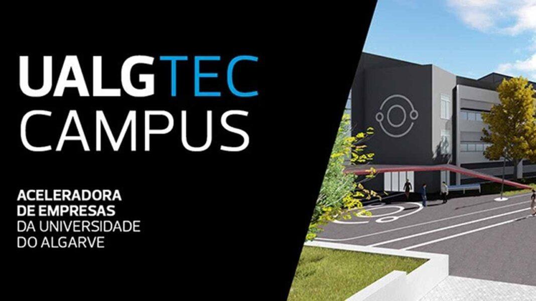 O início das obras do UALG TEC CAMPUS - Aceleradora de Empresas, começam esta quarta-feira, dia 16 de dezembro.
