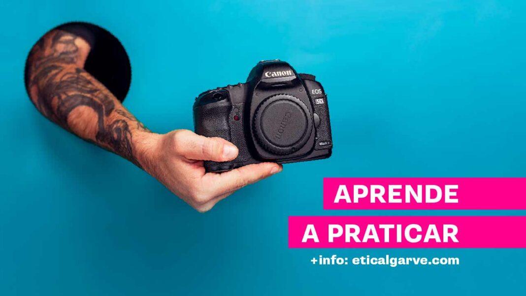 São nove os cursos de curta duração que a ETIC_Algarve disponibiliza, nas áreas de Comunicação, Design, Fotografia, Marketing Digital e Vídeo.