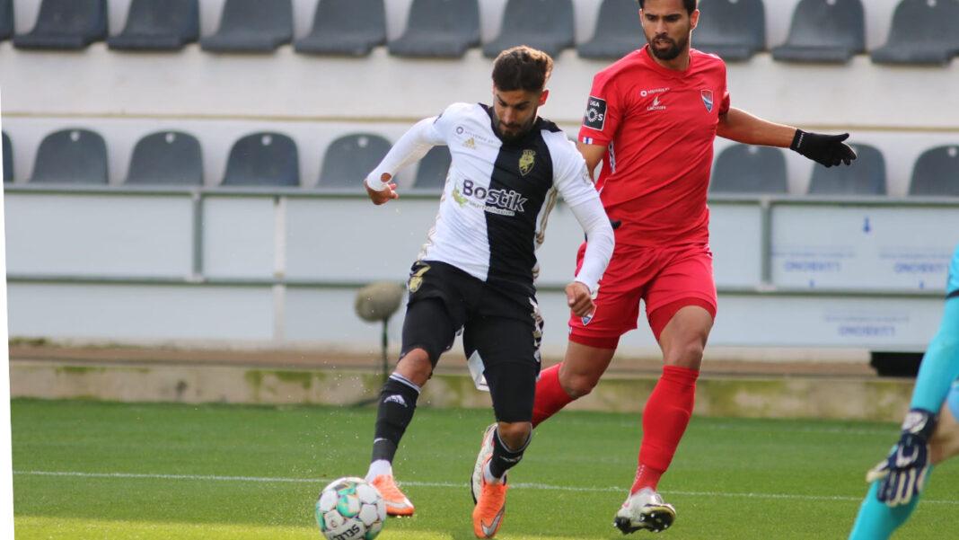 Farense vs Gil Vicente