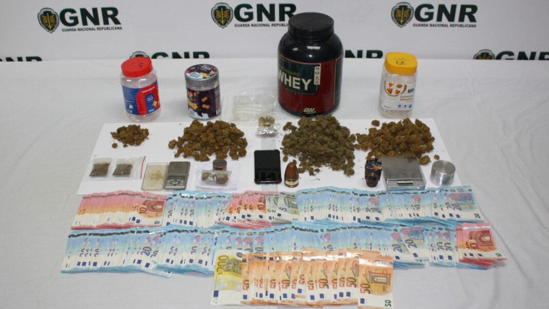 Tráfico de droga em Quarteira