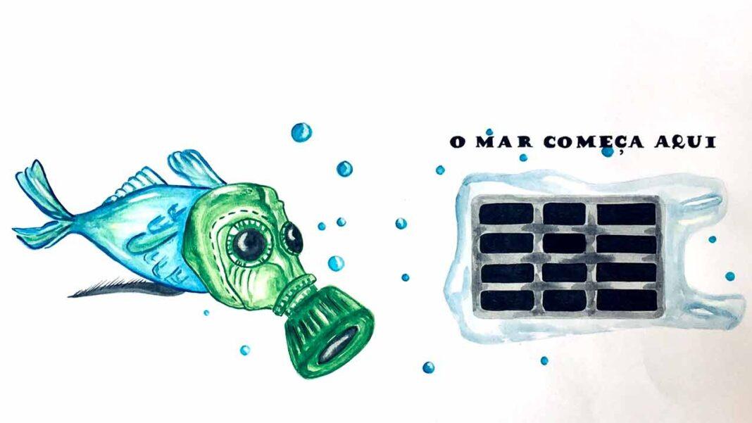 Numa parceria com a ABAE – Associação Bandeira Azul da Europa, a Água do Algarve apoia o projeto «O Mar Começa Aqui». Objetivo é desafiar as Eco-escolas da região (e do país) a criar uma pintura original para as sarjetas, de forma a evitar que «tudo vá parar ao mar».