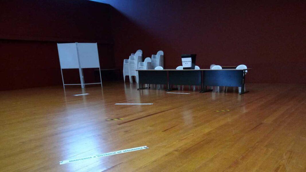 Município de Silves reforça medidas de segurança nos locais de voto do concelho para as eleições presidenciais.