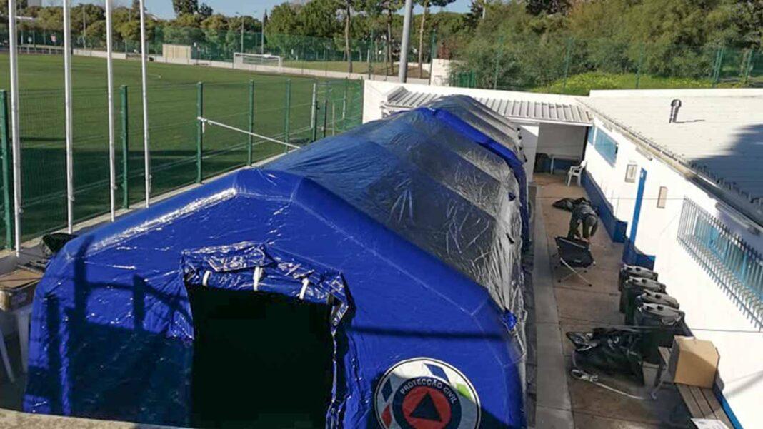 Na sequência da vaga de frio que está a assolar o país, a Câmara Municipal de Loulé criou, na cidade de Quarteira, um Centro de Acolhimento Temporário para receber as pessoas em situação de sem-abrigo.