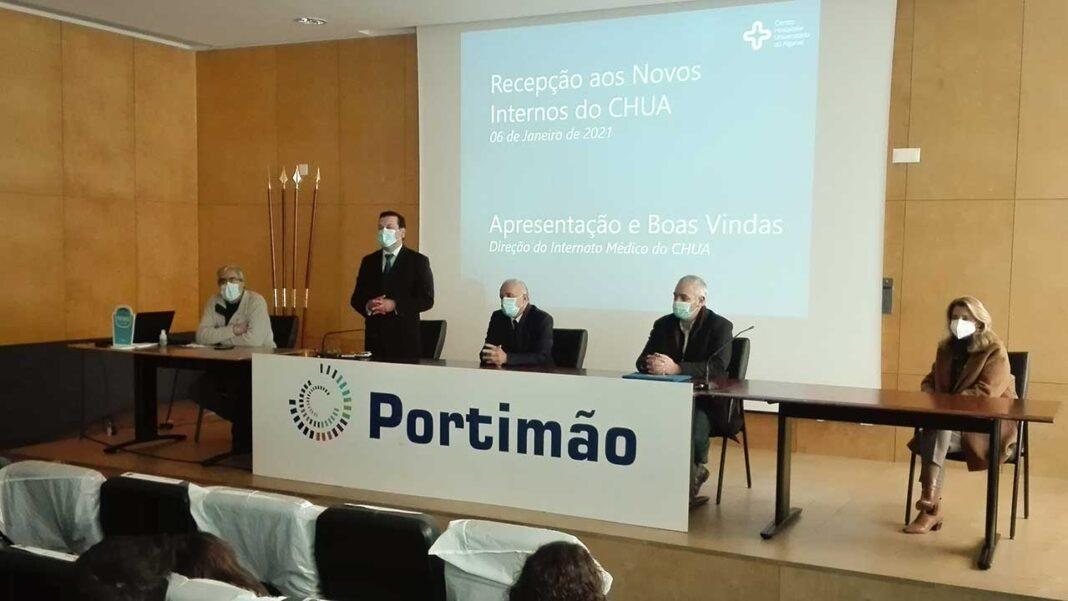 191 médicos internos iniciam o internato médico no Algarve este mês de janeiro.