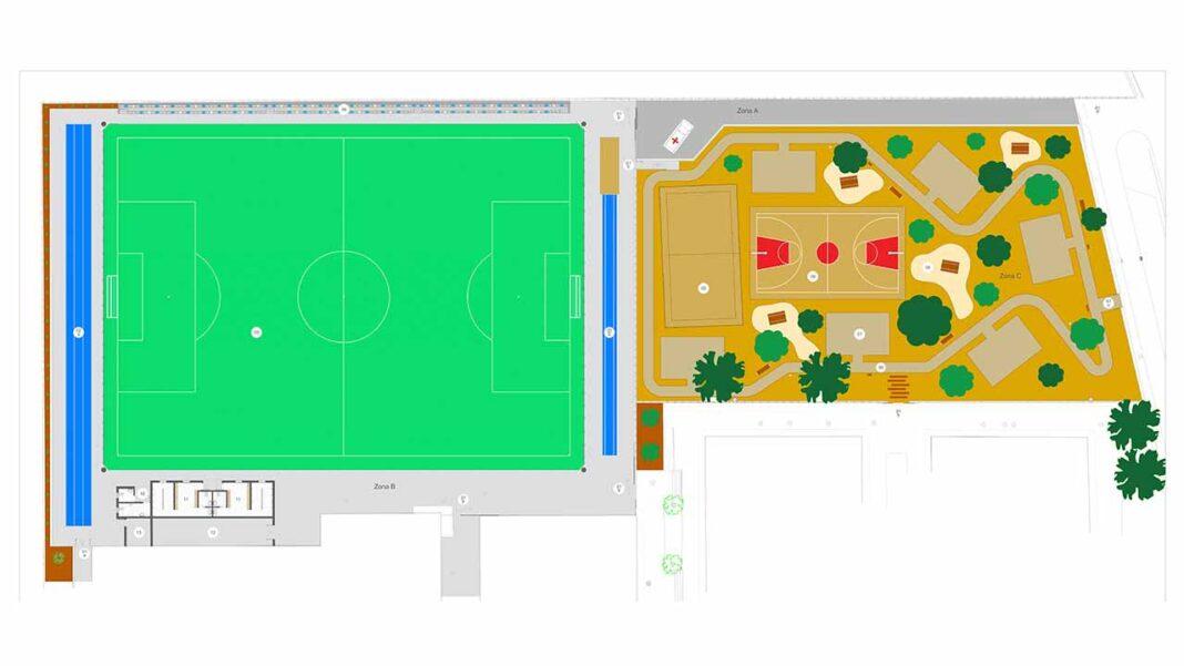 ESPAMOL vai ter novos campos desportivos e parque urbano
