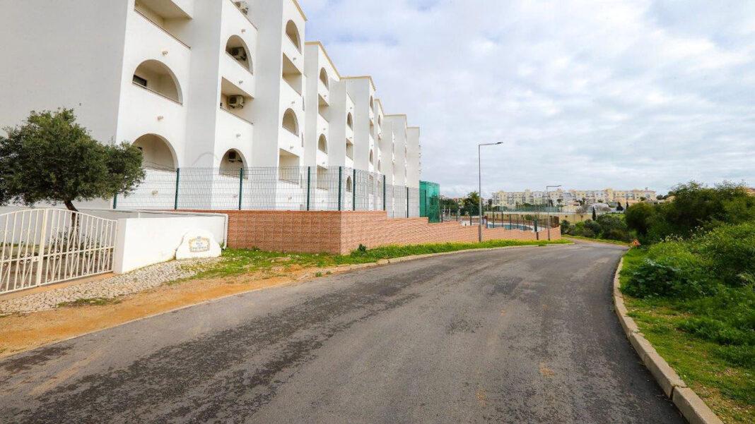 Rua do Pacífico - Albufeira