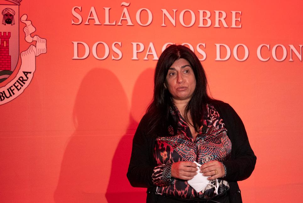 Patrícia Seromenho - Albufeira Summit