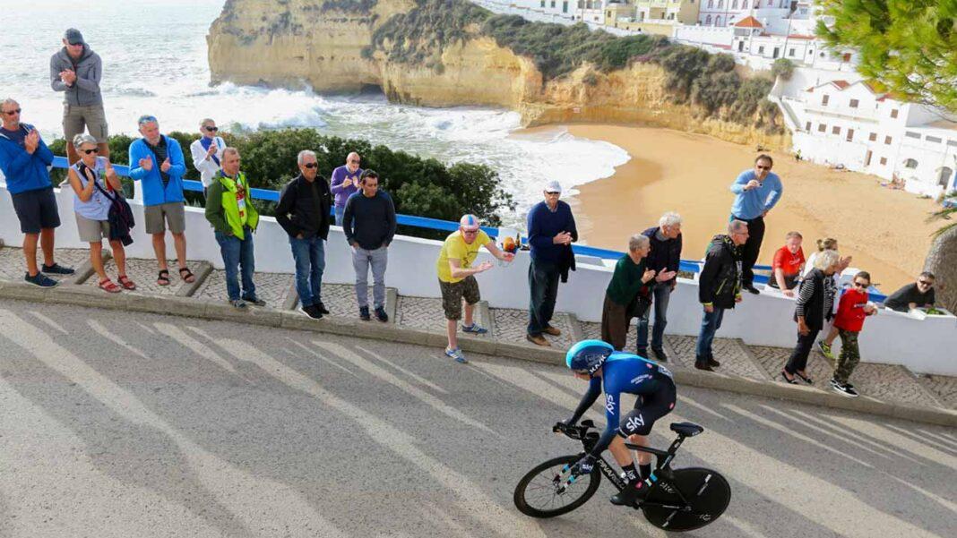 A realização de grandes eventos desportivos no Algarve em abril e maio marcam o reinício da atividade turística na região após um intervalo forçado pela pandemia de COVID-19.