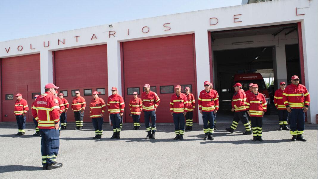 Bombeiros Voluntários de Lagoa