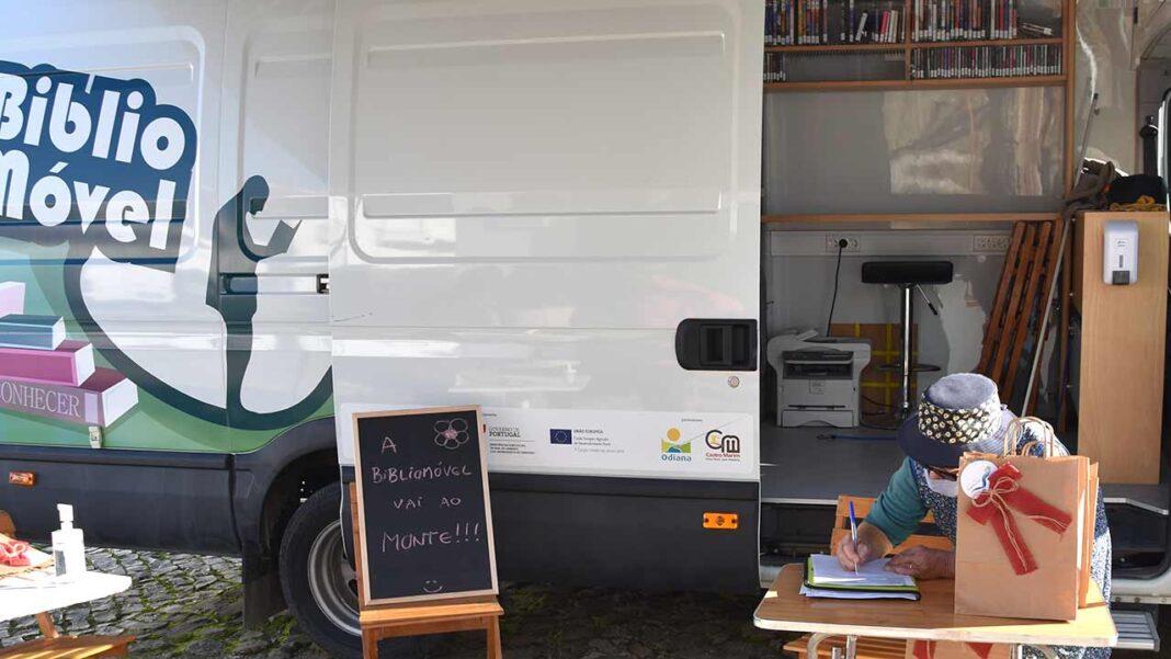 A Bibliomóvel vai dar nova vida aos livros da Biblioteca Municipal de Castro Marim levando-os à população que vive mais isolada.