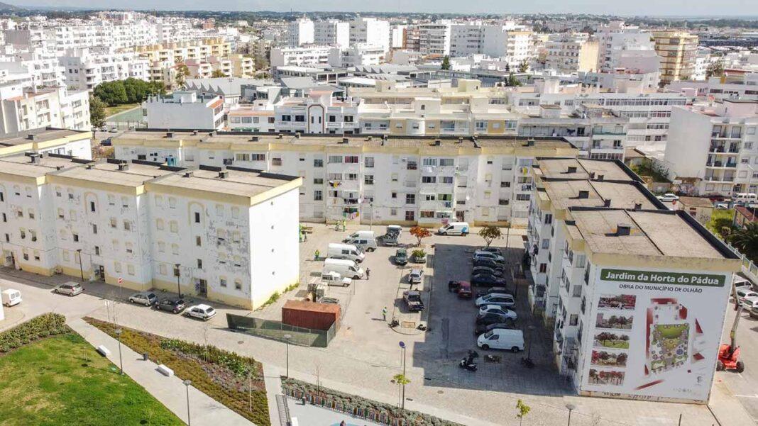 Fesnima continua a intervir no parque habitacional social do município de Olhão.