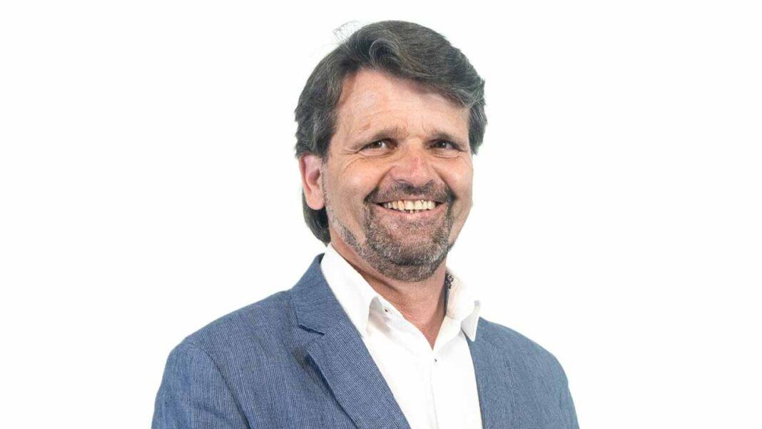 Mário Vieira, 53 anos, vereador e presidente da concelhia é o cabeça de lista à Câmara Municipal de Lagoa.